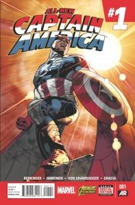 All New Captain America #1