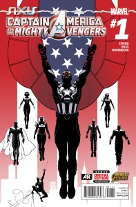 Captain America Mighty Avengers #1