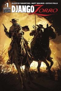 Django Zorro #1