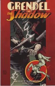Grendel vs The Shadow #3