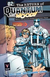 Return of Quantum and Woody #2