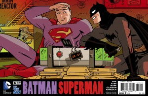 Batman Superman #17 Cooke