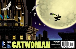 Catwoman #37 Cooke