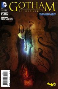Gotham By Midnight #2