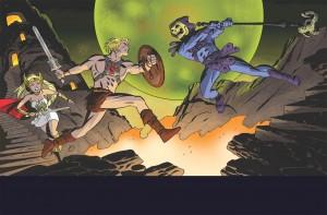 He-Man #1 Cooke