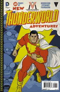 Multiversity Thunderworld #1