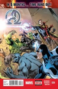 New Avengers 28