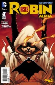 Robin Rises Alpha