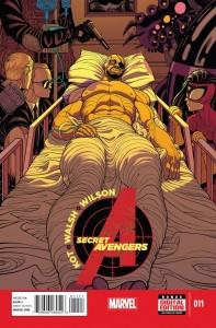 Secret Avengers 11