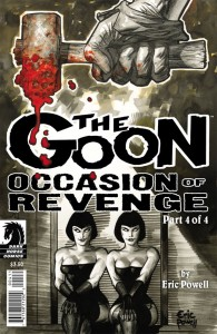 The Goon Occasion for Revenge #4