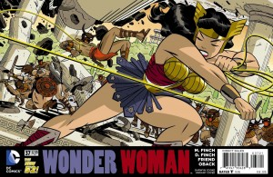 Wonder Woman #37 Cooke