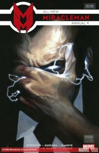 Miracleman Annual #1