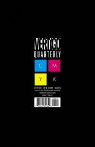 Vertigo Quarterly Black #1