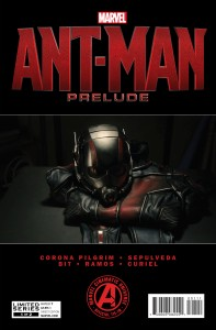 Ant-Man Prelude #1