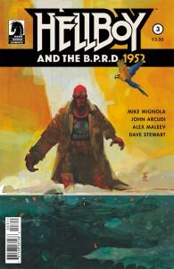 Hellboy 1952 #3