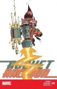 Rocket Raccoon #8