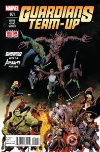 Guardians Team-Up #1