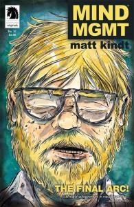 Mind MGMT #31