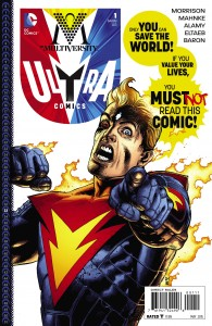 Multiversity Ultra Commics #1