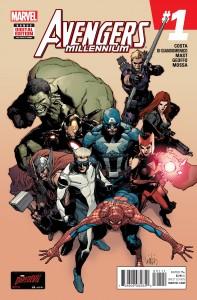 Avengers Millenium #1
