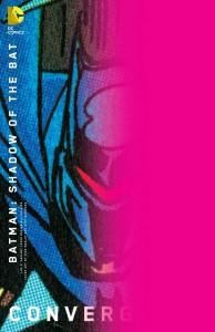 Convergence Batman shadow of the Bat #1