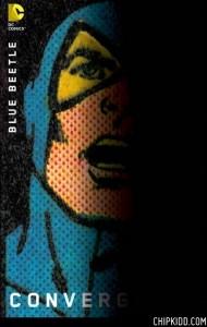 Convergence Blue Beetle #1