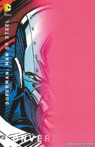 Convergence Superman Man of Steel #1