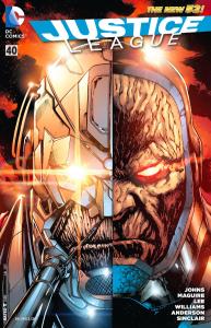 Justice League #40