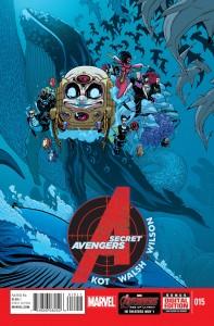Secret Avengers #15