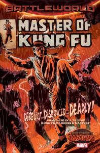 Battleworld Master of Kung Fu #1
