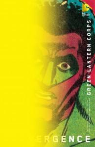 Convergence Green Lantern #2