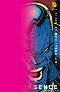 Convergence Superman Man of Steel #2
