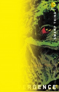 Convergence Swamp Thing #2