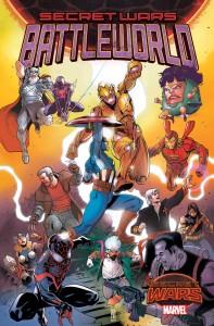 Secret Wars Battleworld #1