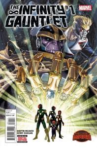 Secret Wars Infinity Gauntlet #1