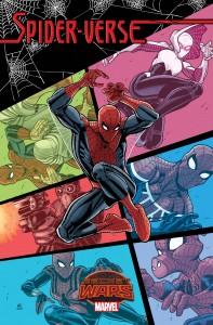 Secret Wars Spider-Verse #1