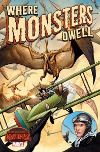 Secret Wars Where Monsters Dwell #1