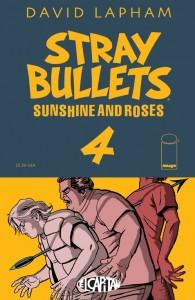 Stray Bullets Sunshine Roses #4