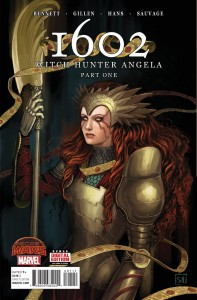 1602 Witch Hunter Angela #1