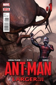 Ant-Man Larger Than Life #1