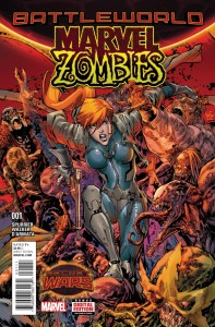 Marvel Zombies #1