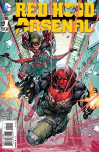 Red Hood Arsenal #1