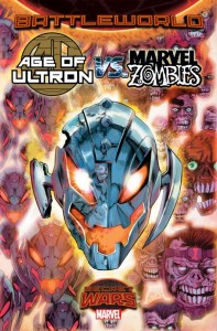 Secret Wars Age of Ultron vs. Marvel Zombies #1