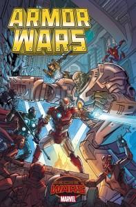 Secret Wars Armor Wars #1