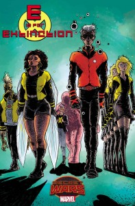 Secret Wars E Is for Extinction #1