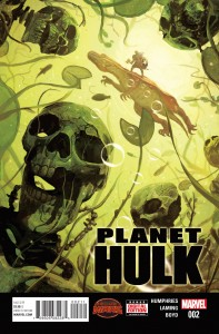 Secret Wars Planet Hulk #2