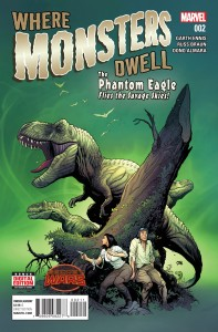 Secret Wars Where Monsters Dwell #2