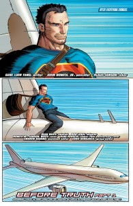 Superman 41 first page