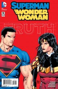 Superman Wonder Woman #18