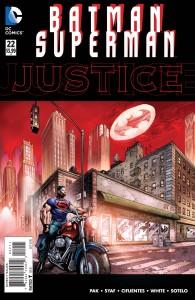 Batman Superman #22
